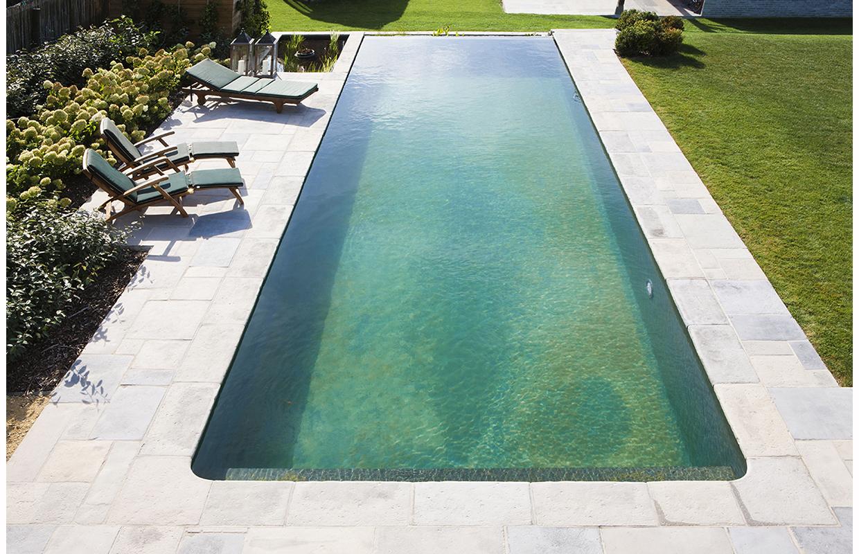 Natuurlijk zwembad infinity realisaties natural pools - Natuurlijk zwembad ...