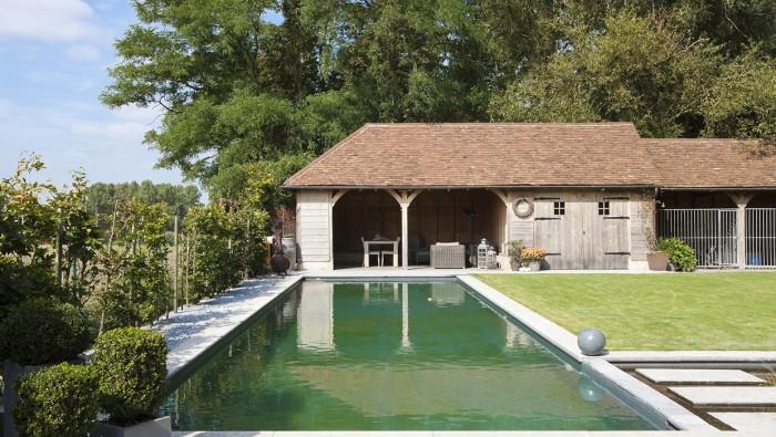 Realisaties natural pools - Natuurlijk zwembad ...