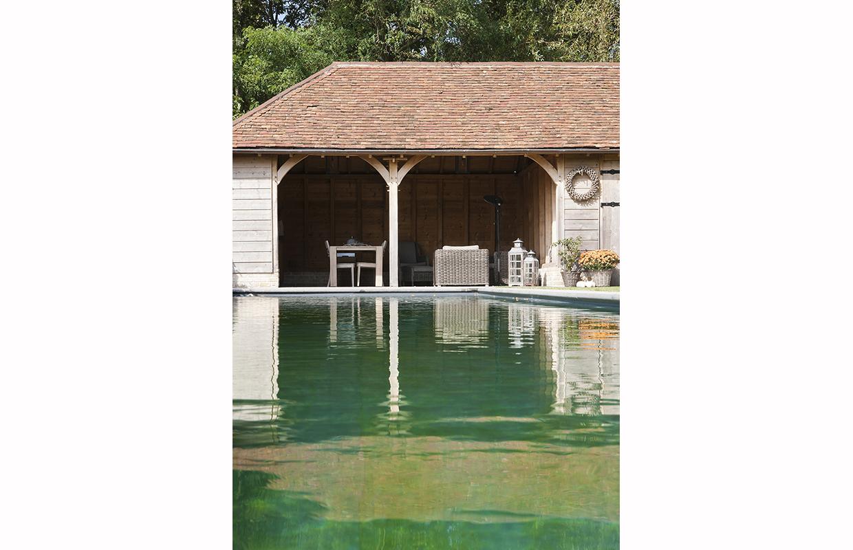 Natuurlijk zwembad dadizele realisaties natural pools - Natuurlijk zwembad ...